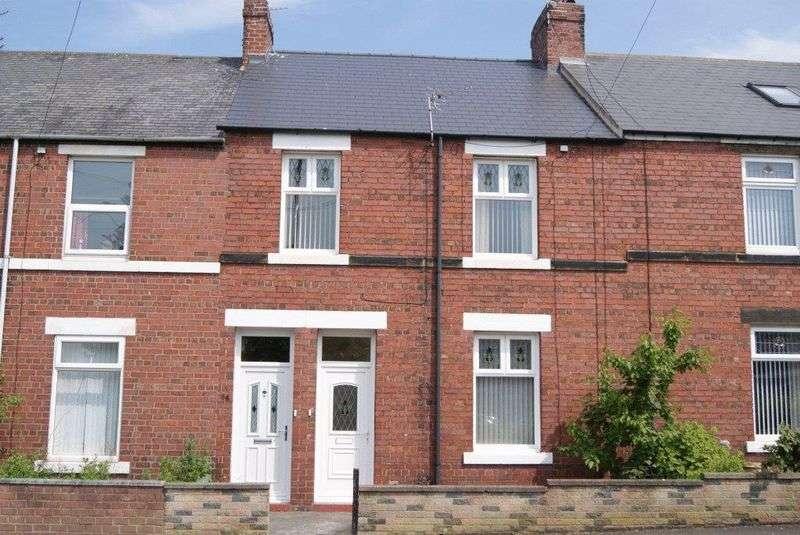 3 Bedrooms Flat for sale in Burradon Road, Burradon, Cramlington