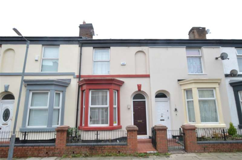 3 Bedrooms Terraced House for sale in Faraday Street, Liverpool, L5