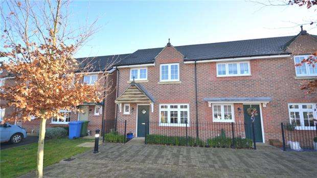 3 Bedrooms End Of Terrace House for sale in Flycatcher Keep, Bracknell, Berkshire