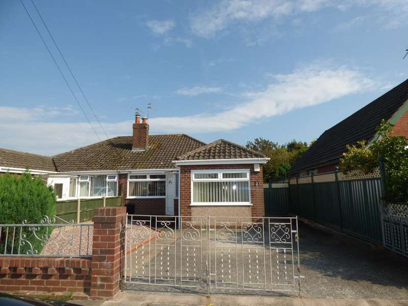 2 Bedrooms Bungalow for sale in Alexandra Road, Thornton Cleveleys, Lancashire, FY5 5DB