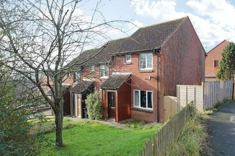 2 Bedrooms Semi Detached House for sale in Reed Close, Devizes