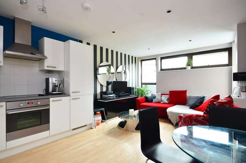 2 Bedrooms Flat for sale in Petergate, Battersea, SW11