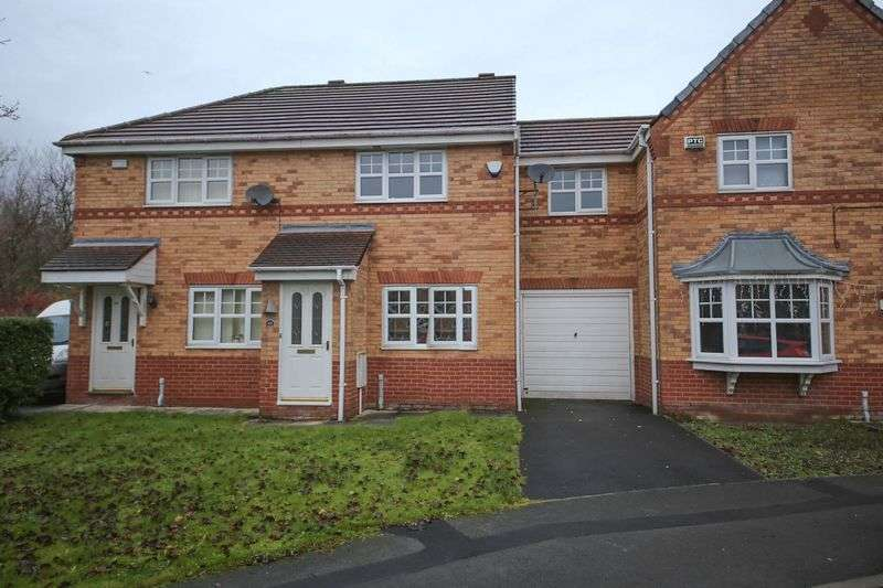 3 Bedrooms Semi Detached House for sale in Spindlewood Road, Ince, Wigan