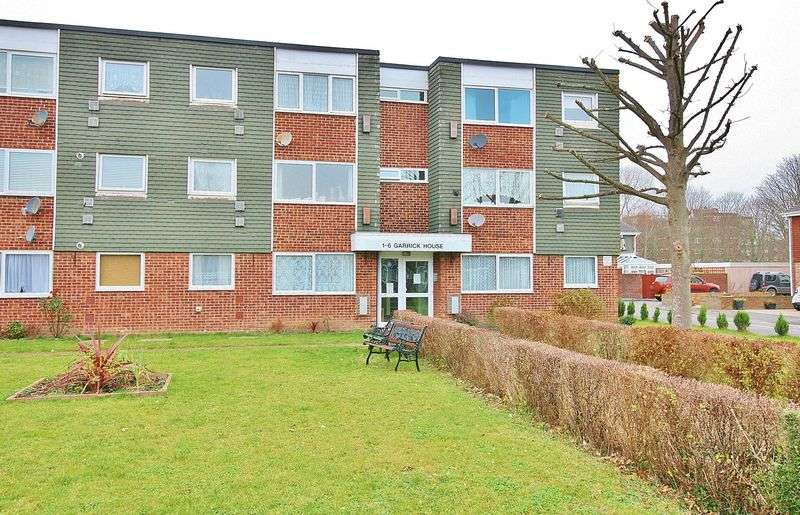 2 Bedrooms Flat for sale in The Ridings, Hilsea