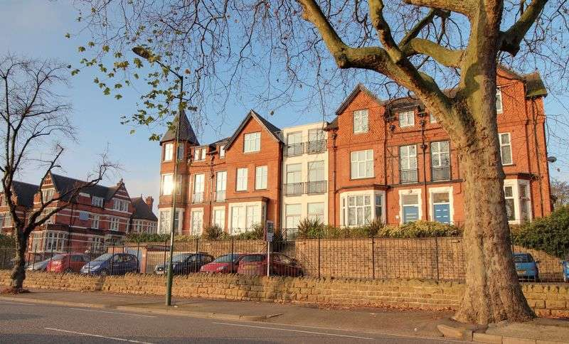 2 Bedrooms Flat for sale in The Ridge, 139 Foxhall Road