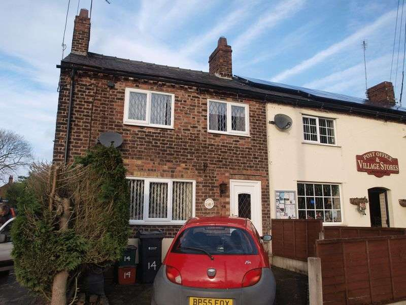 2 Bedrooms Semi Detached House for sale in Senna Lane, Comberbach, CW9 6BQ