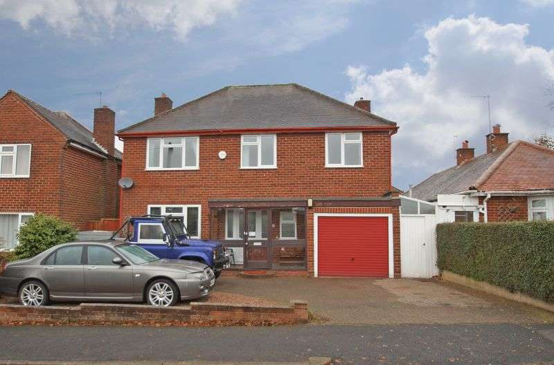 4 Bedrooms Detached House for sale in Green Slade Crescent, Marlbrook. Bromsgrove