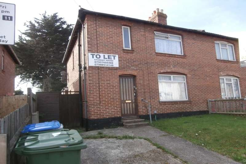 4 Bedrooms Property for rent in Harefield Road, Southampton, SO17