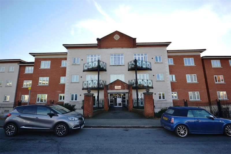 2 Bedrooms Apartment Flat for sale in Farthing Court, 33 Langstone Way, Mill Hill, London, NW7