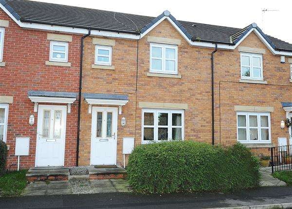 3 Bedrooms Town House for sale in 15 Mariners Way, Irlam, M44 6GN