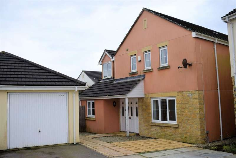 4 Bedrooms Detached House for sale in Hellis Wartha, HELSTON