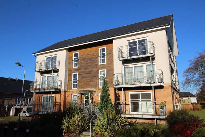 2 Bedrooms Flat for sale in Blackbraes Avenue, East Kilbride, Glasgow, G74