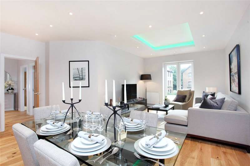 2 Bedrooms Flat for sale in Sheet Street, Windsor, Berkshire, SL4