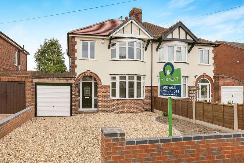 3 Bedrooms Semi Detached House for sale in Mandale Road, Wolverhampton, WV10