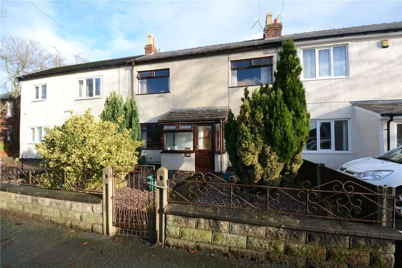 3 Bedrooms Terraced House for sale in Pensby Road, Pensby, Wirral