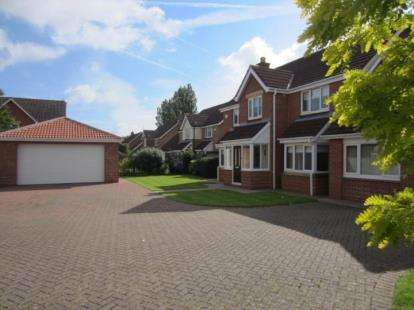 6 Bedrooms Detached House for sale in Langbaurgh Road, Hutton Rudby, North Yorkshire
