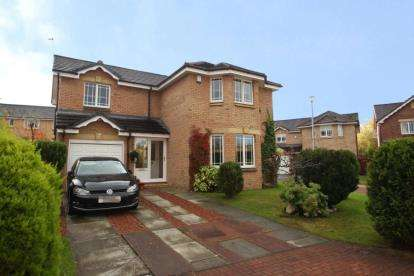 4 Bedrooms Detached House for sale in Littlemill Gardens, Crookston