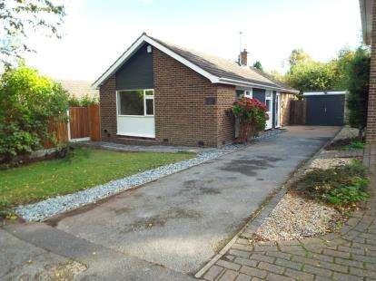 3 Bedrooms Bungalow for sale in Kingsdown Mount, Wollaton, Nottingham, Nottinghamshire