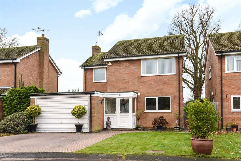 4 Bedrooms Detached House for sale in Greenacres Avenue, Winnersh, Wokingham, Berkshire, RG41