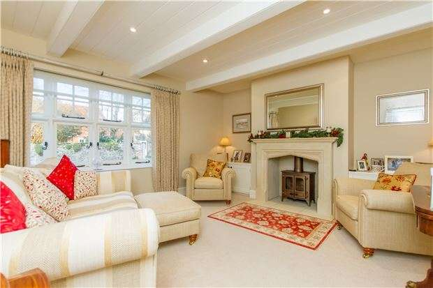 3 Bedrooms Cottage House for sale in High Street, Longworth, ABINGDON, Oxfordshire, OX13 5DU