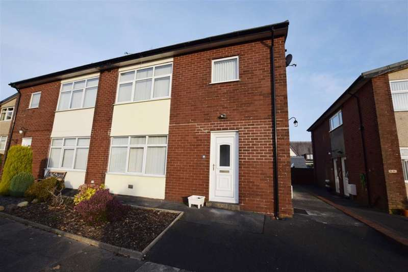 1 Bedroom Flat for sale in Prospect Avenue, Barrow In Furness, Cumbria