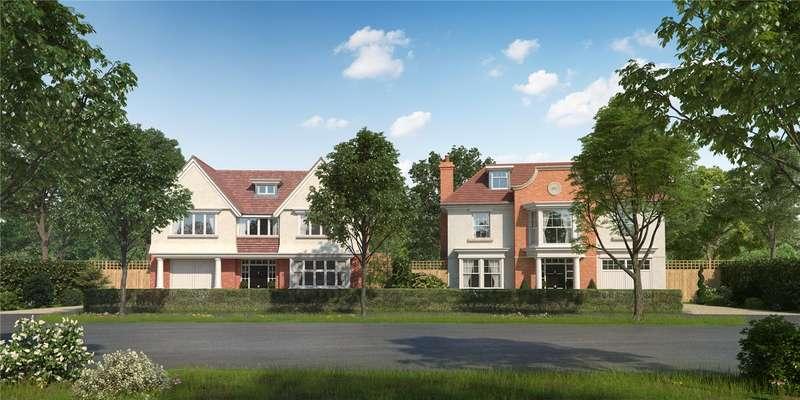 5 Bedrooms Detached House for sale in Orchehill Avenue, Gerrards Cross, Buckinghamshire, SL9