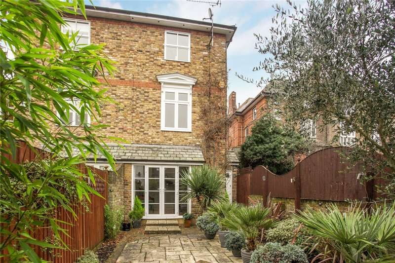 4 Bedrooms House for sale in Osborne Mews, Windsor, Berkshire, SL4