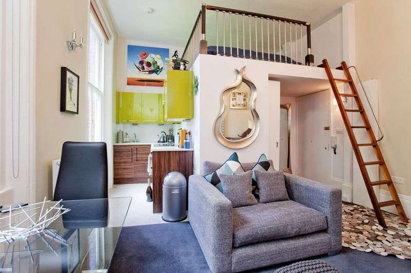 Flat for sale in Fellows Road, Swiss Cottage, NW3