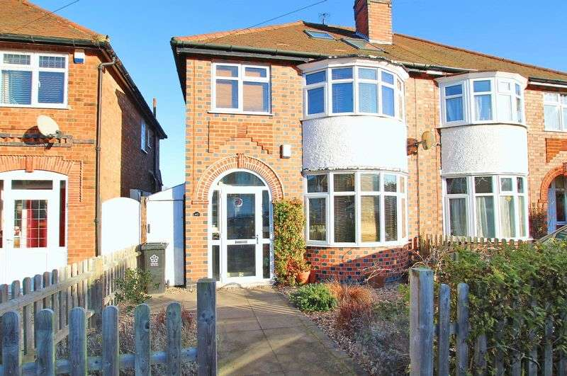 4 Bedrooms Semi Detached House for sale in Dorchester Road, Western Park
