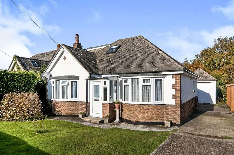 3 Bedrooms Detached Bungalow for sale in Hyperion Avenue, Polegate, BN26