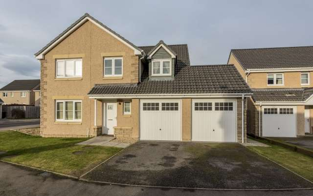 4 Bedrooms Detached House for sale in Linkwood Avenue, The Grange, Elgin, IV30 6LE