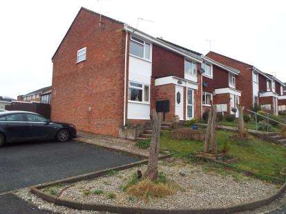 2 Bedrooms End Of Terrace House for sale in Torpoint, Cornwall