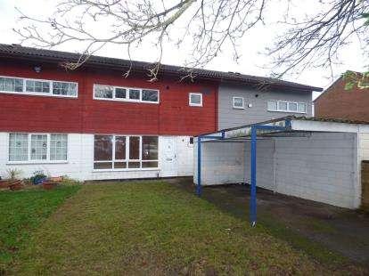 3 Bedrooms Terraced House for sale in Sunningdale Way, Bletchley, Milton Keynes, Buckinghamshire
