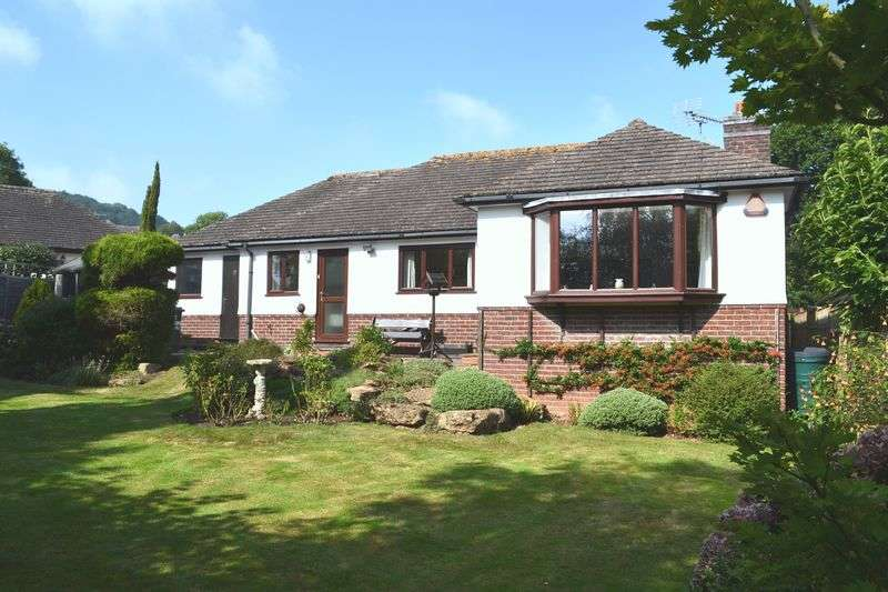 2 Bedrooms Detached Bungalow for sale in Coombe Hayes, Sidmouth