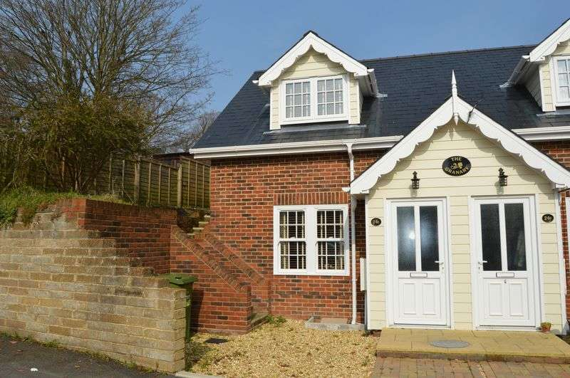 1 Bedroom Semi Detached House for sale in 24E Carisbrooke High Street, Newport
