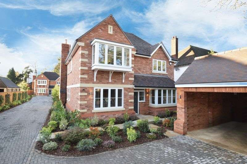 5 Bedrooms Detached House for sale in Fulmer Road, Gerrards Cross