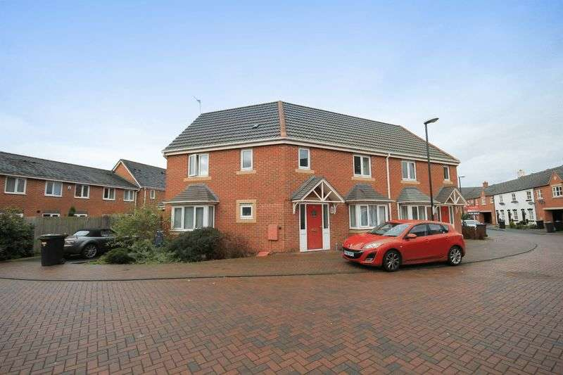 4 Bedrooms Semi Detached House for sale in PACIFIC WAY, CITY POINT
