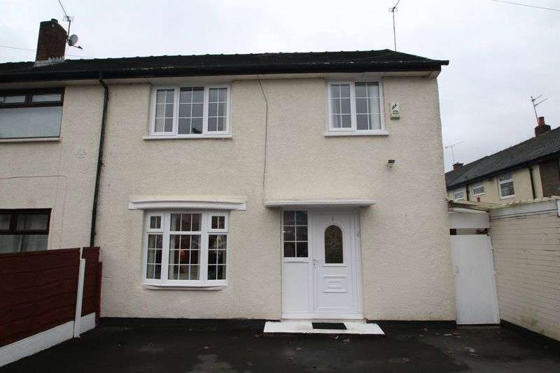 3 Bedrooms Semi Detached House for sale in Yew Dale Gardens, Marland, Rochdale, OL11 3LD