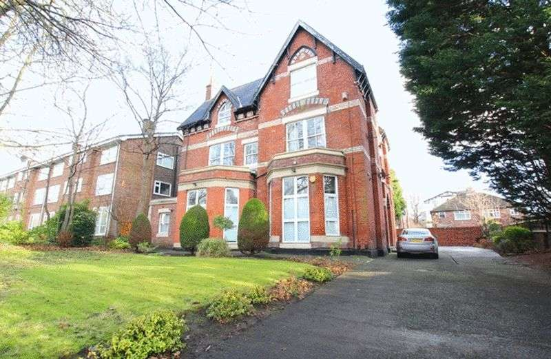 2 Bedrooms Flat for sale in Parkfield Road, Aigburth, Liverpool, L17