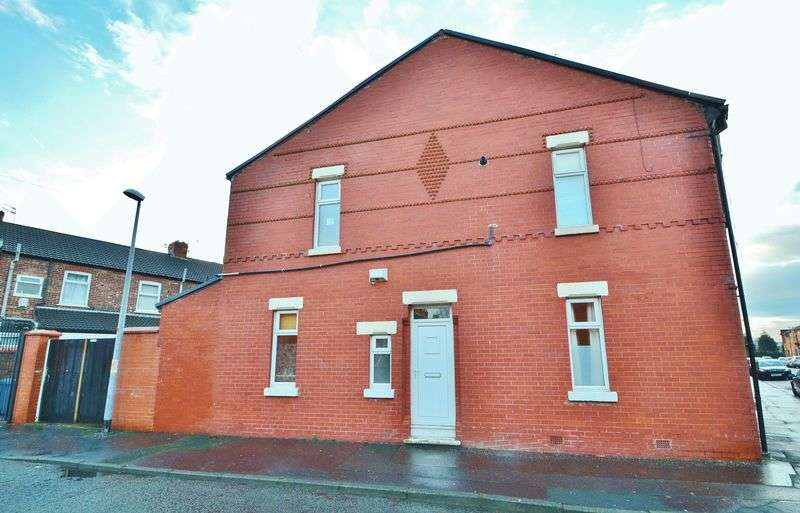 2 Bedrooms Terraced House for sale in Ayrshire Road, Salford