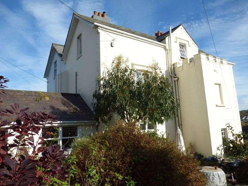 4 Bedrooms Semi Detached House for sale in Glanville Road, Tavistock