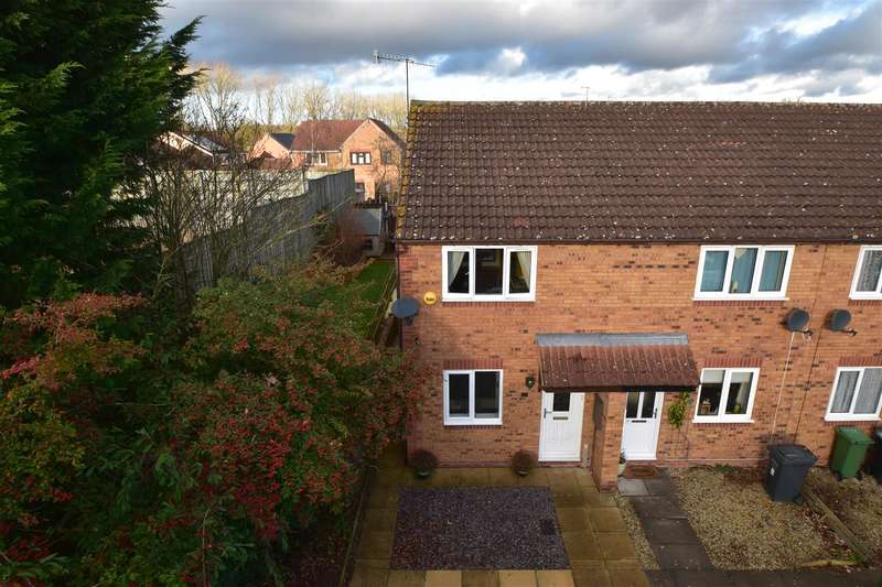 2 Bedrooms Property for sale in Coppice Way, Droitwich Spa