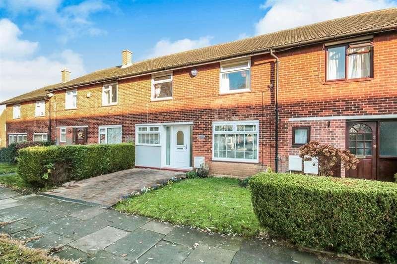 3 Bedrooms Terraced House for sale in Carters Mead, Harlow, CM17