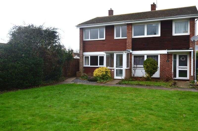 3 Bedrooms Semi Detached House for sale in Denham Close, Stubbington, Fareham