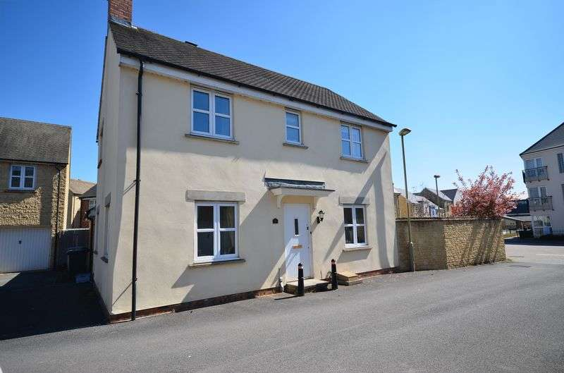 3 Bedrooms Detached House for sale in Pear Tree Walk, Carterton