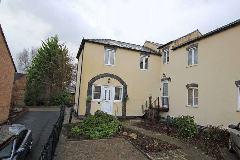 2 Bedrooms Terraced House for sale in LLYS YSTRAD, JOHNSTOWN