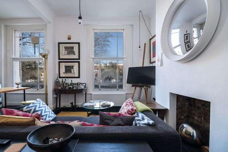 1 Bedroom Flat for sale in Lewisham Way, Brockley