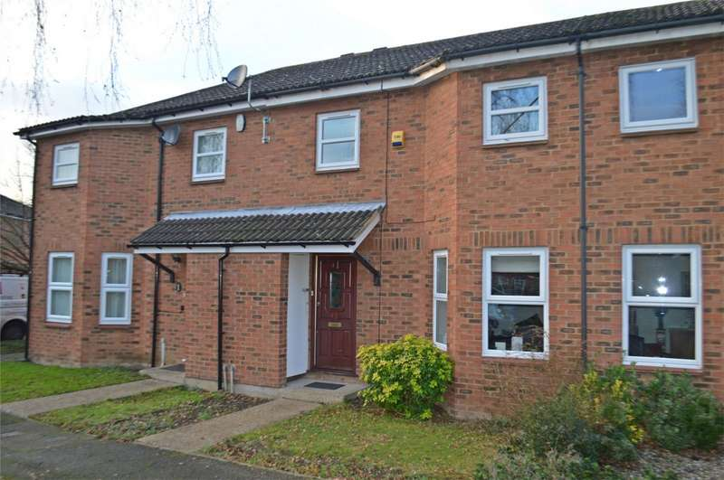 2 Bedrooms Terraced House for sale in Bedwell Close, WELWYN GARDEN CITY, Hertfordshire