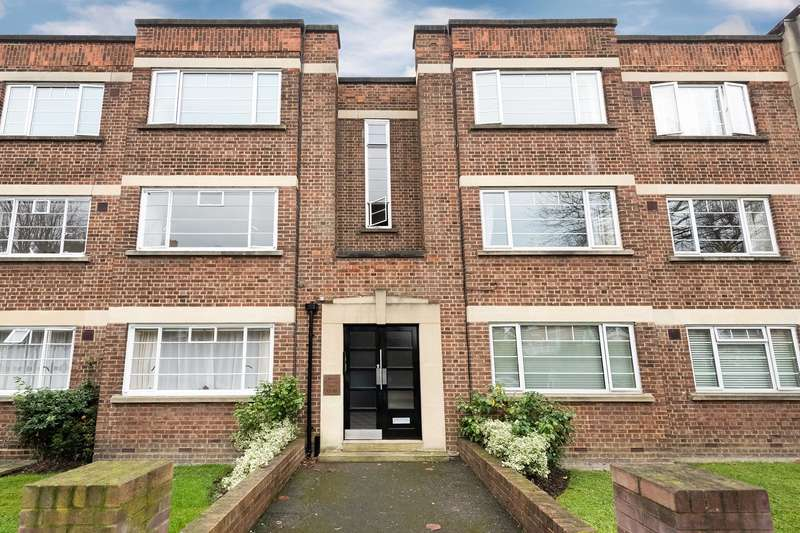 2 Bedrooms Flat for sale in St. Catherine's Court, Bedford Road, London, W4