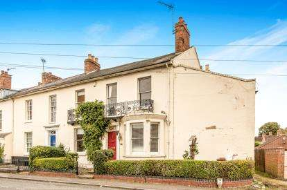 4 Bedrooms Town House for sale in Hampton Street, Warwick, Warwickshire